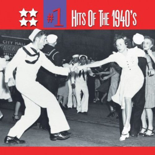 VARIOUS - #1 HITS OF THE 1940'S / VARIOUS - CD New