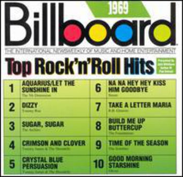 BILLBOARD TOP HITS: 1969 / VARIOUS - BILLBOARD TOP HITS: 1969 / VARIOUS (CD)