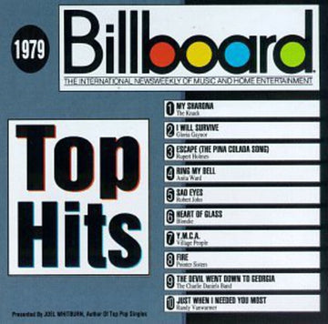 BILLBOARD TOP HITS: 1979 / VARIOUS - BILLBOARD TOP HITS: 1979 / VARIOUS (CD)