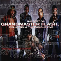 GRANDMASTER FLASH - MESSAGE FROM BEAT ST - BEST OF