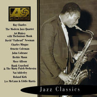 VARIOUS - ATLANTIC JAZZ CLASSICS