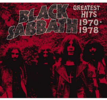 BLACK SABBATH - GREATEST HITS 1970-1978 (CD) - CD New