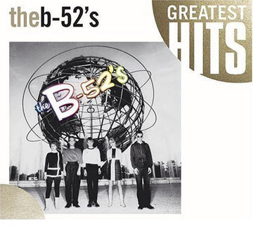 B-52'S - TIME CAPSULE: GREATEST HITS (CD) - CD New