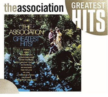 ASSOCIATION - GREATEST HITS (CD) - CD New