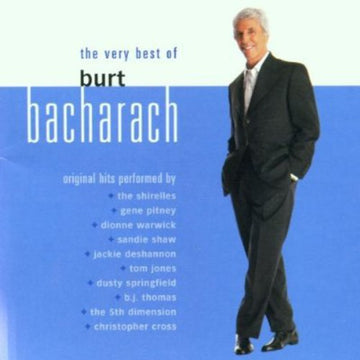 BACHARACH, BURT - VERY BEST OF BURT BACHARACH (CD) - CD New