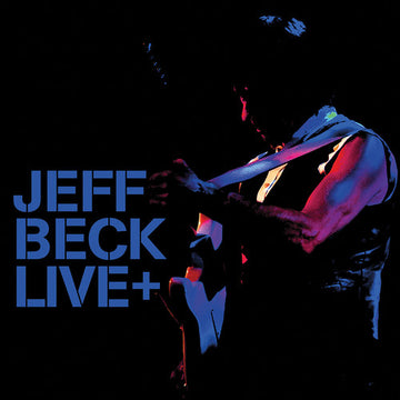 BECK, JEFF - LIVE + (CD) - CD New
