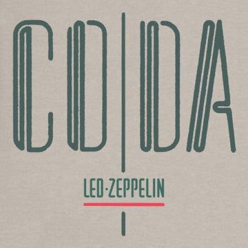 LED ZEPPELIN - CODA (Vinyl LP)
