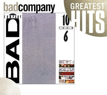 BAD COMPANY - 10 FROM 6 (CD) - CD New