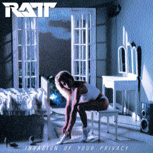 RATT - INVASION OF YOUR PRIVACY (CD)