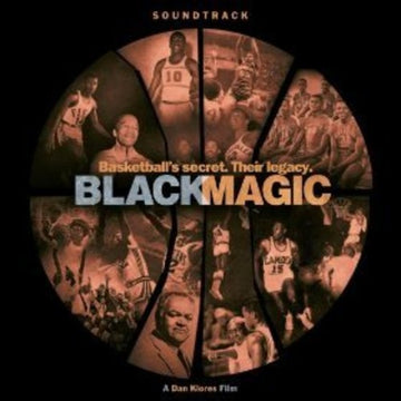 BLACK MAGIC: MUSIC FROM DAN KLORES FILM - BLACK MAGIC: MUSIC FROM DAN KLORES FILM (CD)
