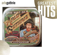 GUTHRIE, ARLO - GREATEST HITS (CD) - CD New