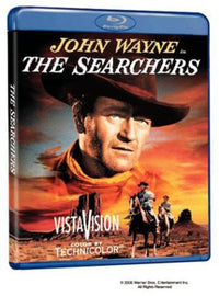 SEARCHERS (1956) - SEARCHERS (1956) (Blu Ray)