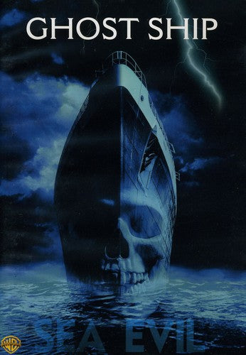 GHOST SHIP (2002) - GHOST SHIP (2002) (DVD)
