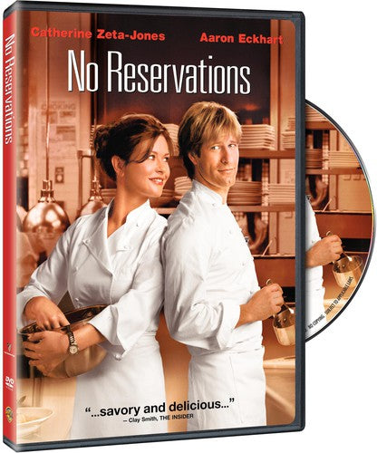 NO RESERVATIONS - NO RESERVATIONS (DVD) - Video DVD