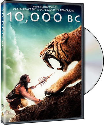10 000 BC - 10 000 BC - Video DVD