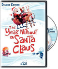 YEAR WITHOUT A SANTA CLAUS - YEAR WITHOUT A SANTA CLAUS (DVD) - Video DVD