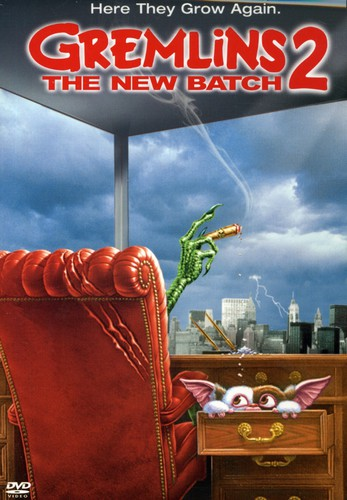 GREMLINS 2: NEW BATCH - GREMLINS 2: NEW BATCH (DVD)