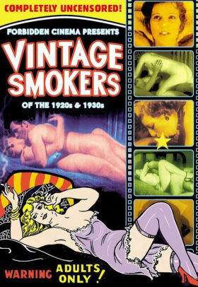 VINTAGE SMOKERS FROM 1920S AND 30S - VINTAGE SMOKERS FROM 1920S AND 30S (DVD)