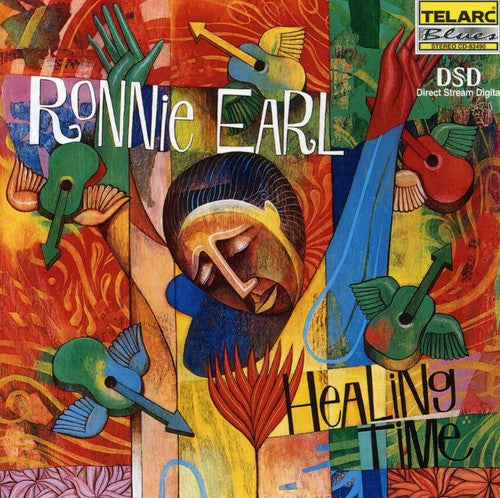 EARL, RONNIE - HEALING TIME (CD)