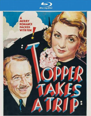 TOPPER TAKES A TRIP - TOPPER TAKES A TRIP - Video BluRay