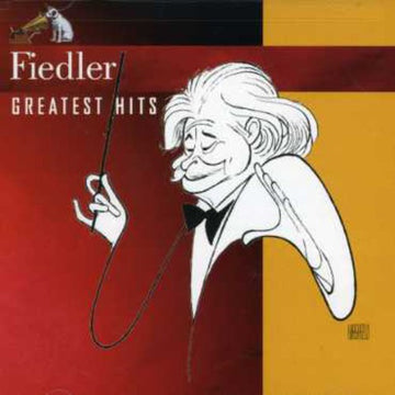 BOSTON POPS / FIEDLER - GREATEST HITS