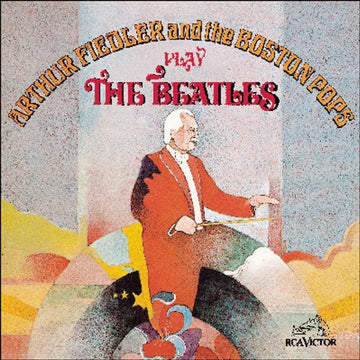 BOSTON POPS / FIEDLER - PLAY THE BEATLES