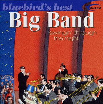 BIG BAND: SWINGIN THROUGH THE NIGHT / VA - BIG BAND: SWINGIN THROUGH THE NIGHT / VA