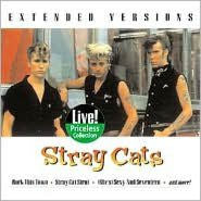 THE STRAY CATS - EXTENDED VERSIONS
