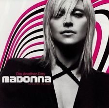 MADONNA - DIE ANOTHER DAY *FMT 1* - CD Used Single