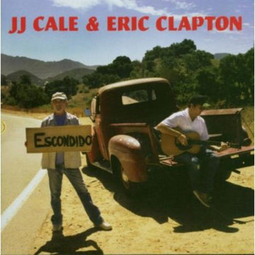 CALE, J.J. & ERIC CLAPTON - ROAD TO ESCONDIDO (CD)