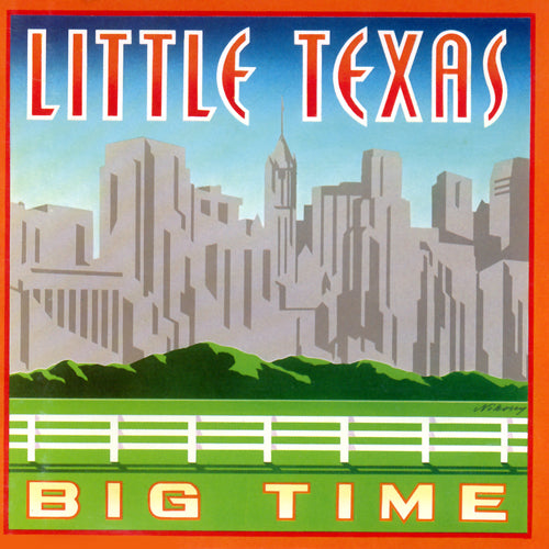 LITTLE TEXAS - BIG TIME (CD)