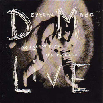 DEPECHE MODE - SONGS OF FAITH LIVE