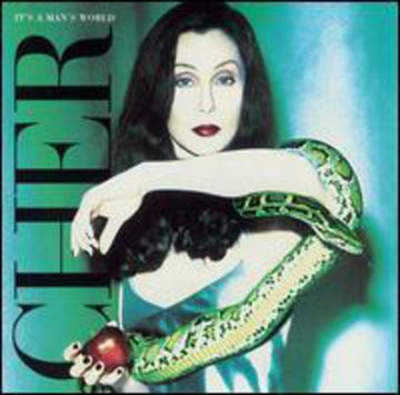 CHER - IT'S A MAN'S WORLD - CD New