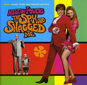 MORE MUSIC FROM AUSTIN POWERS: SPY WHO / - MORE MUSIC FROM AUSTIN POWERS: SPY WHO / - CD New