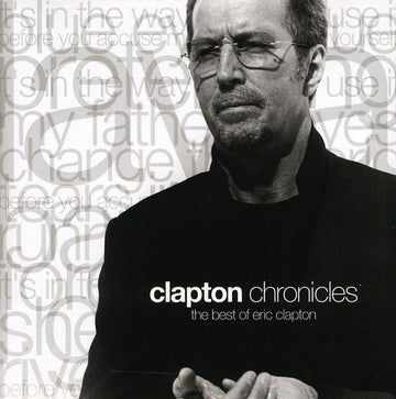 CLAPTON, ERIC - CLAPTON CHRONICLES: BEST OF (CD)