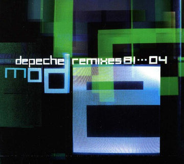 DEPECHE MODE - REMIXES 81-04 - CD New