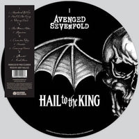 AVENGED SEVENFOLD - HAIL TO THE KING (Vinyl LP)