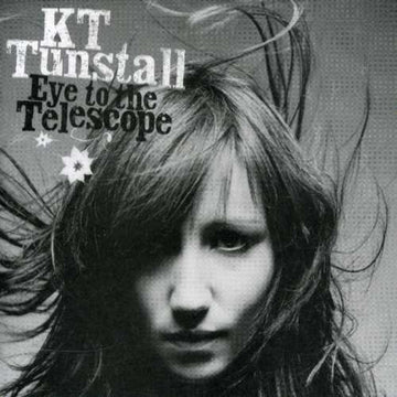 KT TUNSTALL - EYE TO THE TELESCOPE - CD New