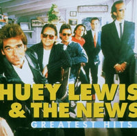 LEWIS, HUEY - GREATEST HITS (CD)