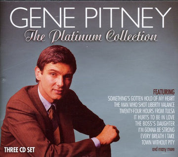 GENE PITNEY - PLATINUM COLLECTION