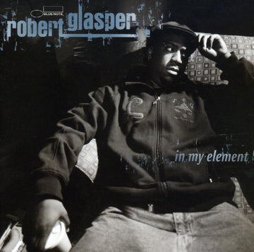 GLASPER, ROBERT - IN MY ELEMENT (CD)