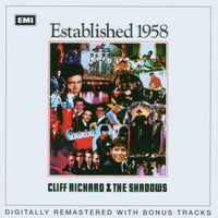 RICHARD, CLIFF & THE SHADOWS - ESTABLISHED 1958 (CD)