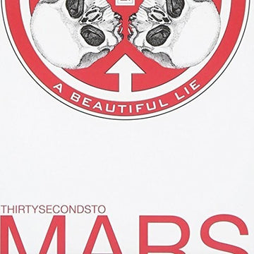 30 SECONDS TO MARS - BEAUTIFUL LIE - CD New