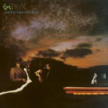 GENESIS - AND THEN THERE WERE THREE - CD New