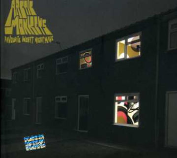 ARCTIC MONKEYS - FAVORITE WORST NIGHTMARE - CD New