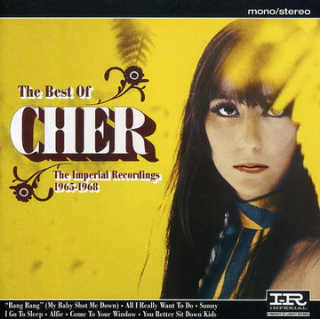 CHER - BEST OF CHER: IMPERIAL RECORDINGS 1965-1