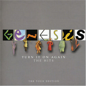 GENESIS - TURN IT ON AGAIN: THE TOUR EDIT