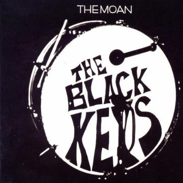 BLACK KEYS - MOAN - CD New Single