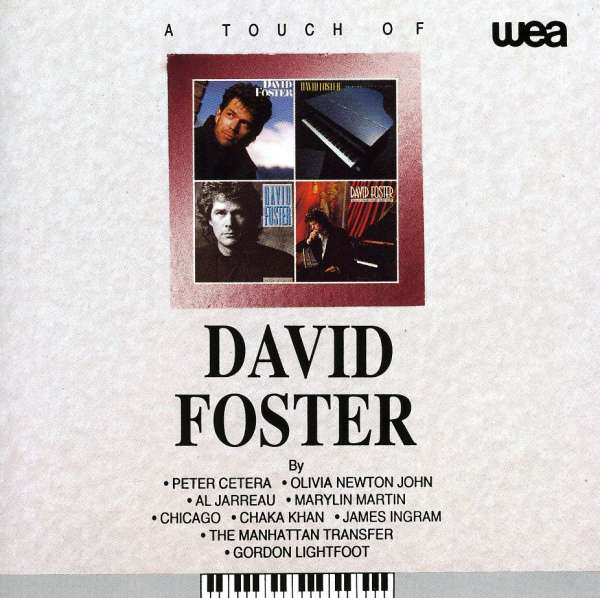 FOSTER, DAVID - A TOUCH OF (CD)