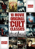10-FILM HORROR CULT CLASSICS COLLECTION - 10-FILM HORROR CULT CLASSICS COLLECTION - Video DVD